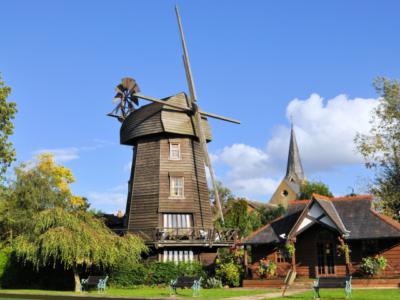 wraysbury windmill